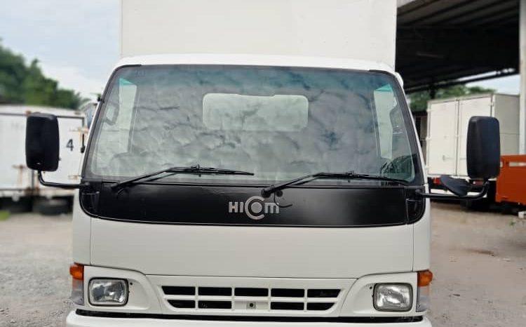 2006 Hicom MTB170UV Alu Box 16'9″ full