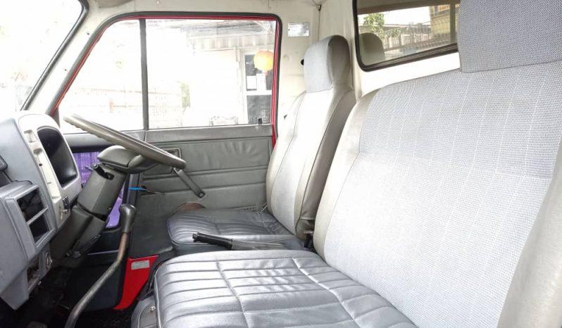 2008 Daihatsu V58R Luton 10'2″ full
