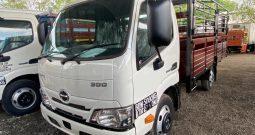 NEW Hino XZU600K Cargo 10'/13′ Warranty 5years