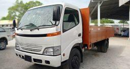 2013 Hino Rebuilt XZU421 Kargo Am 17′