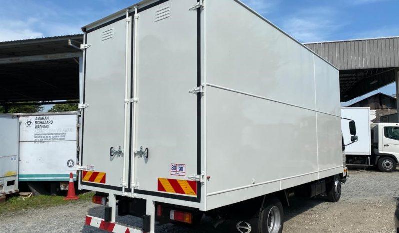 NEW Hino XZC730L Box 18′ full