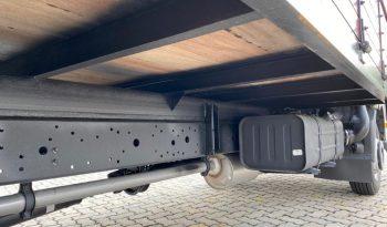 NEW Hino XZC730L Wooden Cargo 18′ full