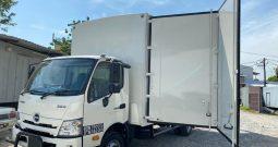 NEW Hino XZC730L Box 18′