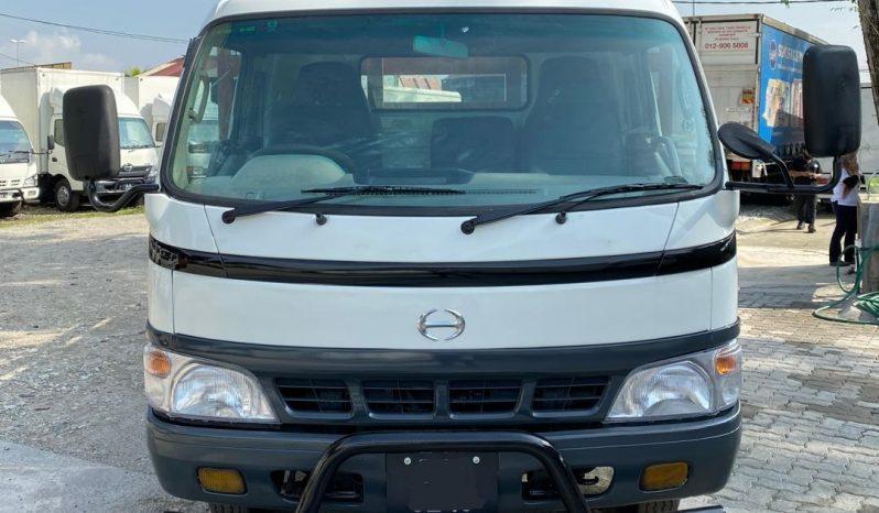 2006 Hino WU410R Kargo Am 14'8″ full