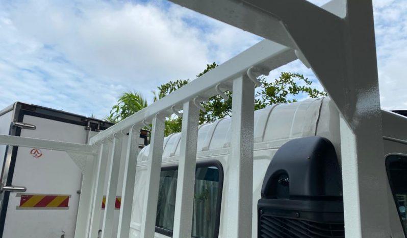 NEW Hino XZU640K Steel Kargo Tail Lift 13′ full